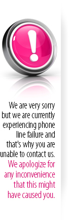 Phone line failure