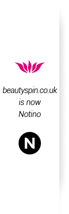 beautyspin.co.uk is now Notino