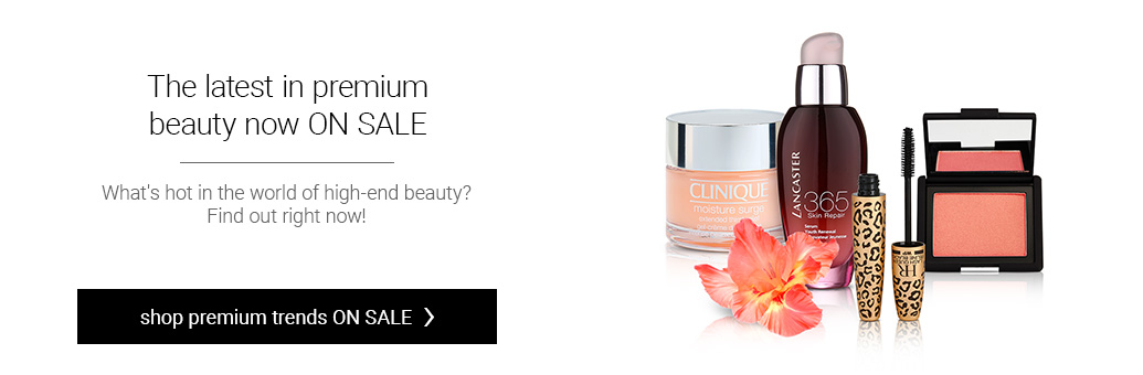 What's new in premium beauty? Shop the latest right now ON SALE!