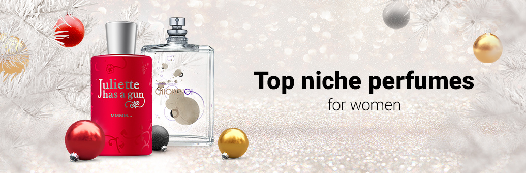 Top niche fragrances for women