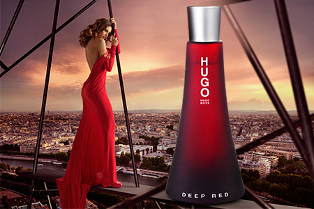 Hugo Boss Deep Red Review