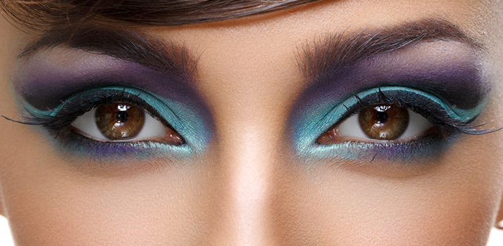 80s Eye Makeup Ideas Divanailsandbeauty - 80s-eye-makeup