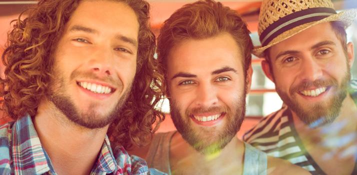 beard grooming