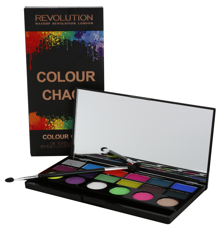 makeup revolution color chaos