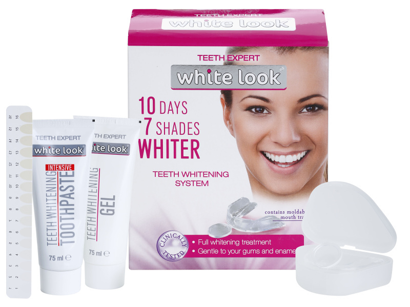 white look white system