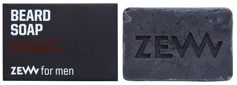 zew beard soap