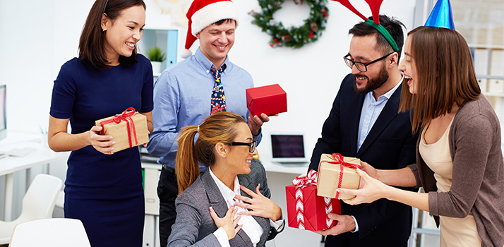 Secret Santa - Colleagues