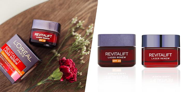L'Oréal Revitalift line