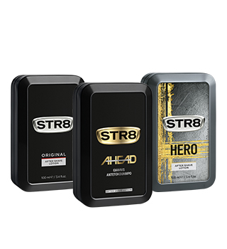 STR8 Aftershave splash