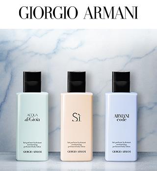 Armani Scented cosmetics