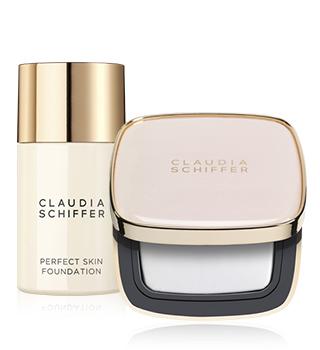 Claudia Schiffer Make Up Face