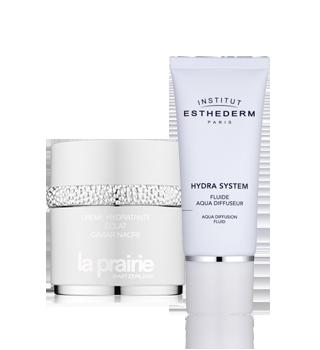 Hi-tech Skin creams