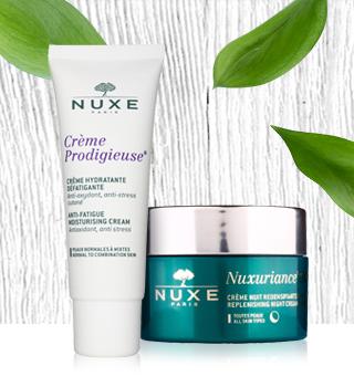 Natural skin care and organic skincare