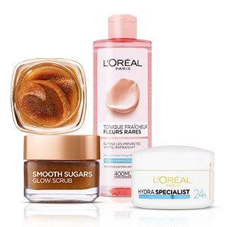 L'Oréal Paris new arrivals