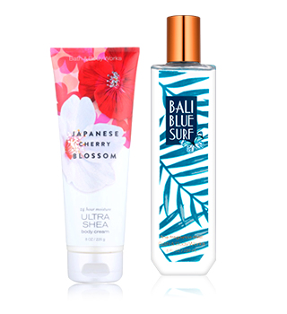Bath & Body Works FRAGRANCE AND SCENTED BODY CARE