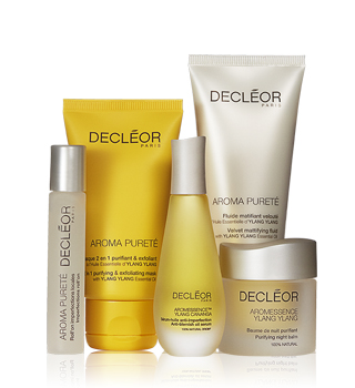 DECLÉOR Shine and blemishes