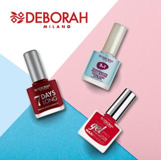 Deborah Milano nail polish