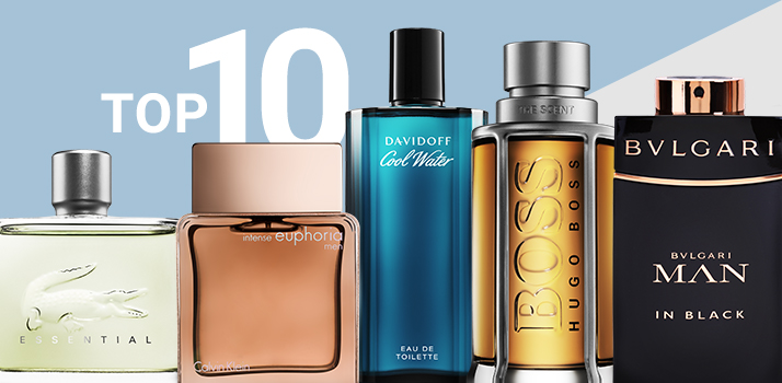 TOP 10 perfumes for men